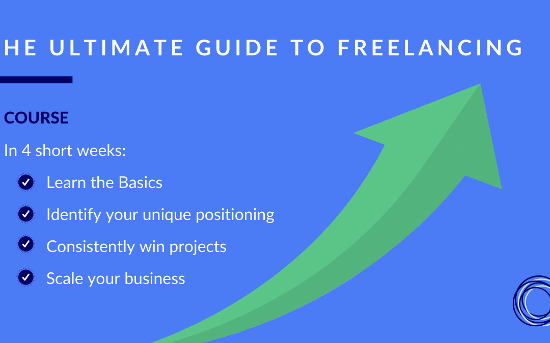 Ultimate Guide to Freelancing Course
