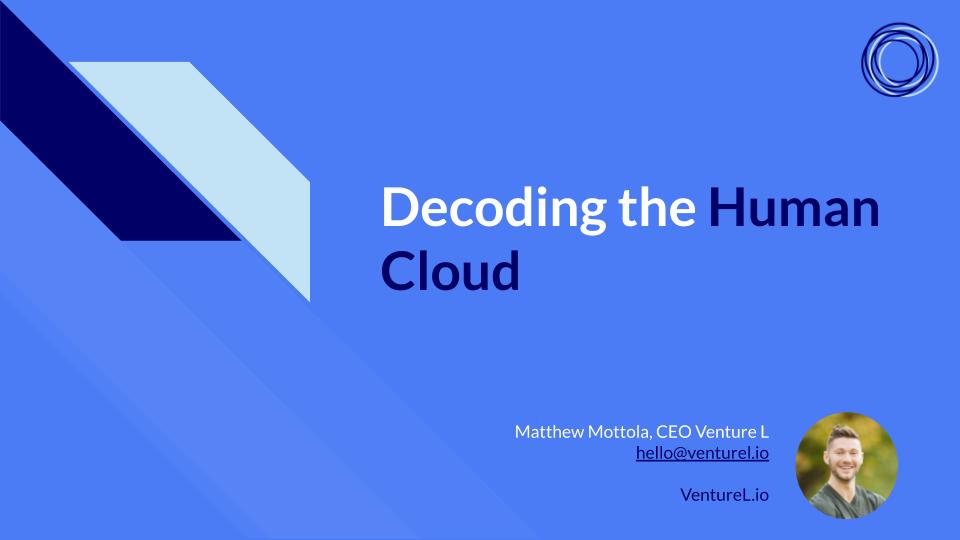 Decoding the Human Cloud