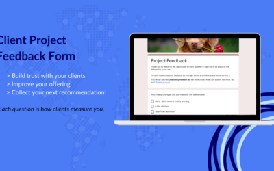 Client Project Feedback Form