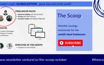 The Scoop October